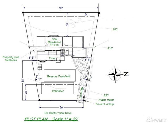 7513 NE Harborview Dr, Poulsbo, WA 98370 (#1394228) :: Homes on the Sound