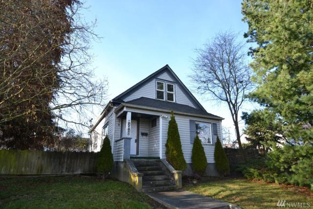 2128 Pine St, Everett, WA 98201 (#1396545) :: Homes on the Sound