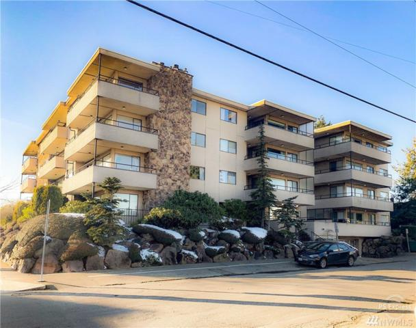 8501 12th Ave NW #208, Seattle, WA 98117 (#1399974) :: Real Estate Solutions Group