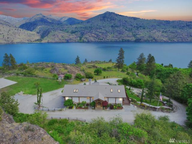 16005 S Lakeshore Rd, Chelan, WA 98816 (#1400033) :: Homes on the Sound