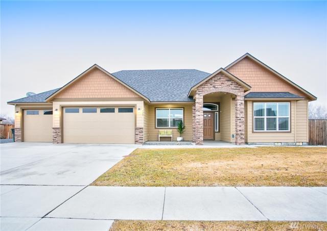 420 Astor Lp NE, Moses Lake, WA 98837 (#1400374) :: Homes on the Sound