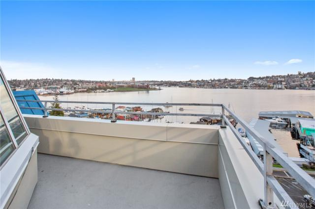 2420 8th Ave N #305, Seattle, WA 98109 (#1400454) :: Homes on the Sound
