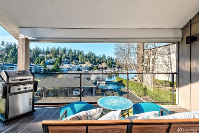 331 101st Ave SE D-301, Bellevue, WA 98004 (#1402310) :: Real Estate Solutions Group