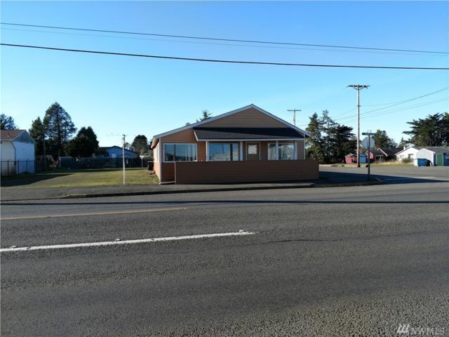 203 S Montesano St, Westport, WA 98595 (#1403787) :: Homes on the Sound
