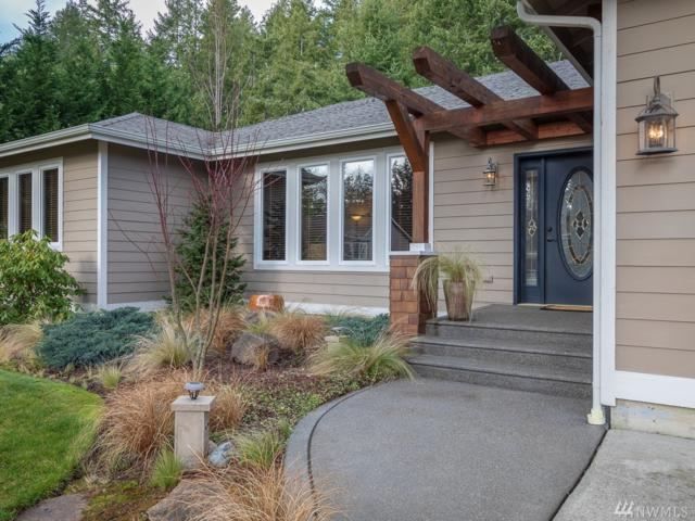 780 E Soderberg Rd, Allyn, WA 98524 (#1404139) :: Homes on the Sound