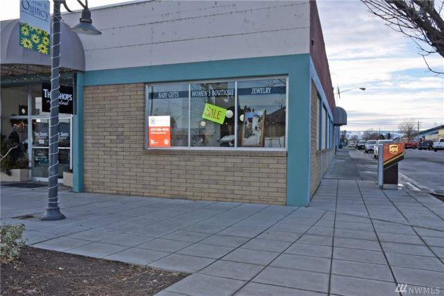 301 Central Ave S, Quincy, WA 98848 (#1404852) :: Homes on the Sound