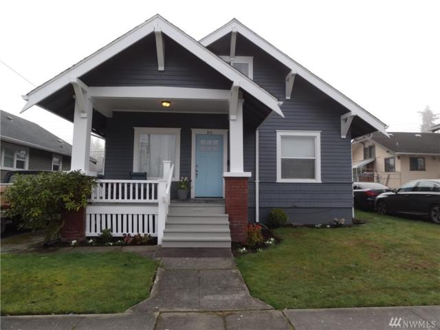 816 S 39th St, Tacoma, WA 98418 (#1405174) :: Homes on the Sound