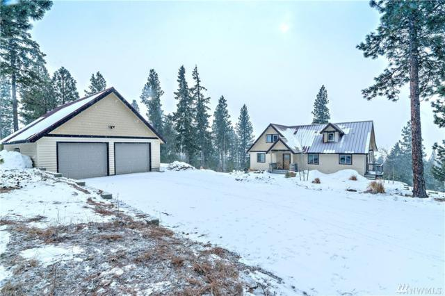 2090 Creekside Rd, Cle Elum, WA 98922 (#1406479) :: KW North Seattle