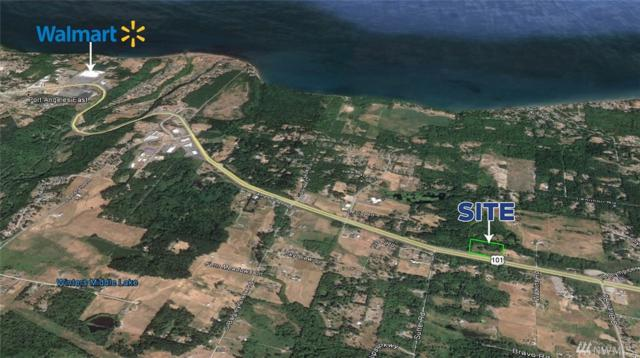 0 Highway 101, Port Angeles, WA 98362 (#1407936) :: Homes on the Sound