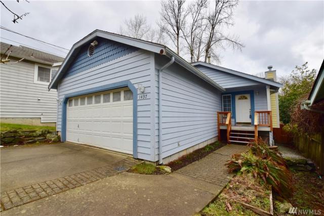 1437 St Paul, Bellingham, WA 98229 (#1408608) :: KW North Seattle