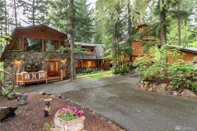 91 Pit Wy, Easton, WA 98925 (#1408821) :: Keller Williams Realty Greater Seattle