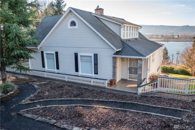 460 Columbia St, Cathlamet, WA 98612 (#1409150) :: Homes on the Sound