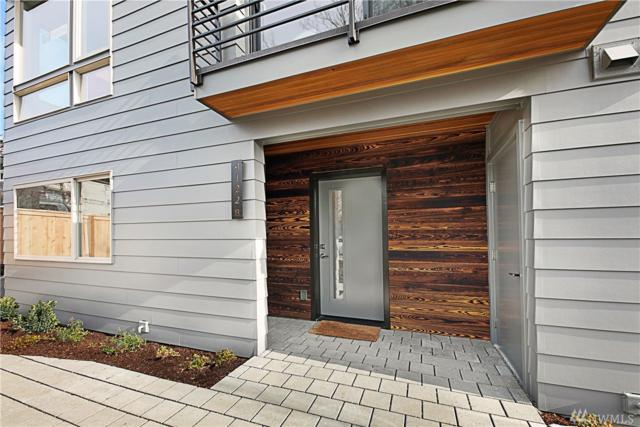 4122 Linden Ave N B, Seattle, WA 98103 (#1409189) :: Homes on the Sound