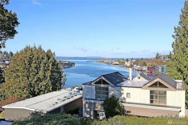 4663 36th Ave W, Seattle, WA 98199 (#1409286) :: KW North Seattle