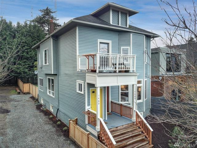 1463-1465 22nd Ave, Seattle, WA 98122 (#1409608) :: Real Estate Solutions Group
