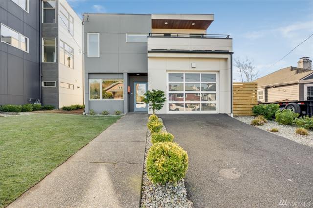 3951 SW Kenyon St., Seattle, WA 98136 (#1409931) :: Kimberly Gartland Group