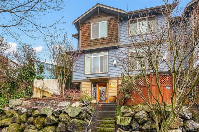 2008 Yale Ave E C, Seattle, WA 98102 (#1410551) :: Homes on the Sound