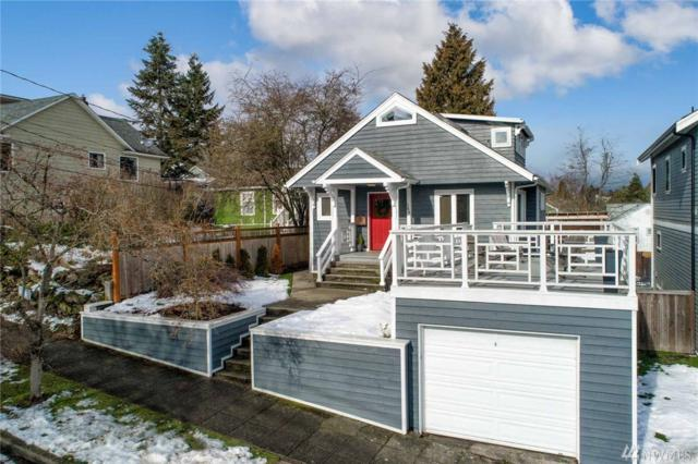 344 N 78th St, Seattle, WA 98103 (#1411102) :: Homes on the Sound