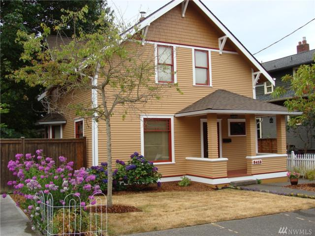 2415 NW 61st St, Seattle, WA 98107 (#1411457) :: Real Estate Solutions Group
