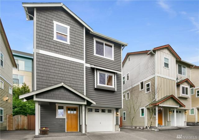 128 N 101st St, Seattle, WA 98133 (#1411946) :: Real Estate Solutions Group