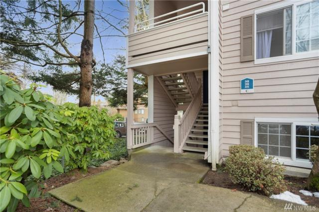 14037 NE 181st St C101, Woodinville, WA 98072 (#1412165) :: Real Estate Solutions Group