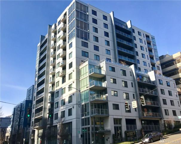 81 Clay St #627, Seattle, WA 98121 (#1412189) :: Real Estate Solutions Group