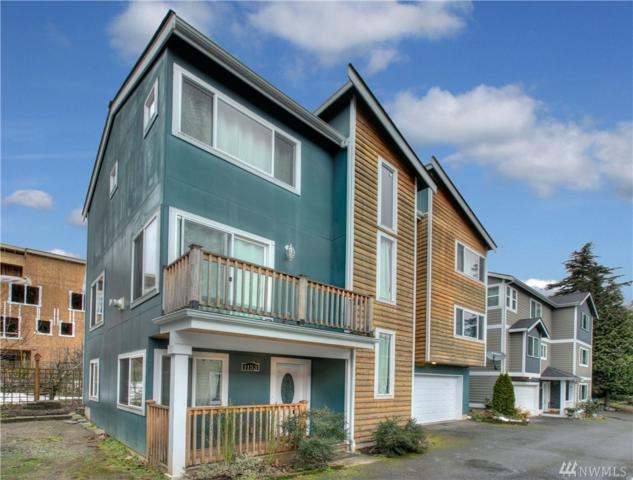 1153 N 199th St, Shoreline, WA 98133 (#1412697) :: The Deol Group