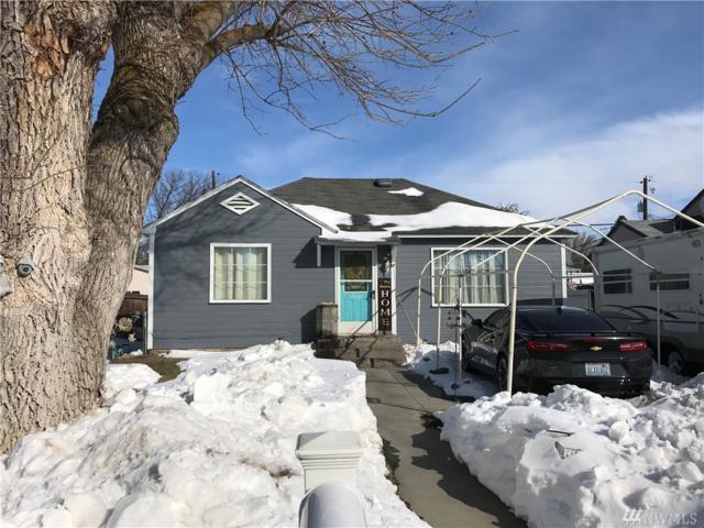 435 7th Ave SW, Ephrata, WA 98823 (#1412802) :: Homes on the Sound