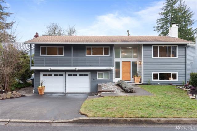 20028 61st Ct NE, Kenmore, WA 98028 (#1412858) :: Homes on the Sound