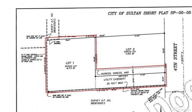 513 4th St, Sultan, WA 98294 (#1415076) :: Mike & Sandi Nelson Real Estate