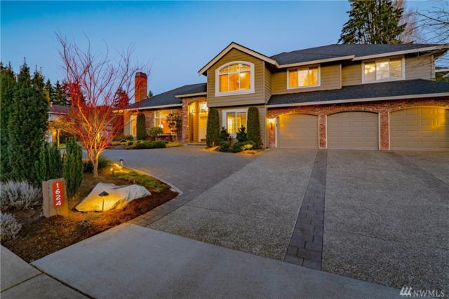 1624 108th Ave NE, Bellevue, WA 98004 (#1418351) :: Real Estate Solutions Group