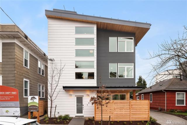 4416 Dayton Ave N, Seattle, WA 98103 (#1421267) :: Alchemy Real Estate
