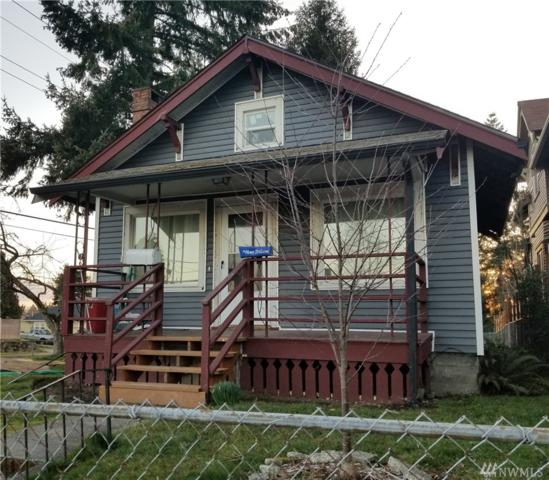 1422 S Grant Ave, Tacoma, WA 98405 (#1421301) :: Real Estate Solutions Group