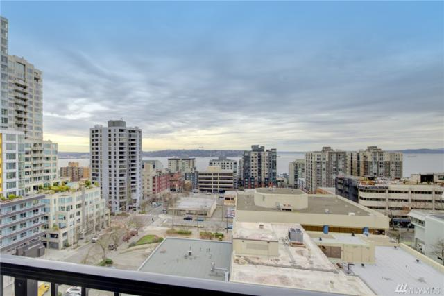 2720 3rd Ave #1011, Seattle, WA 98121 (#1423333) :: Ben Kinney Real Estate Team