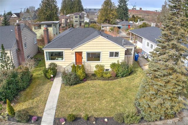 3025 39th Ave SW, Seattle, WA 98116 (#1424072) :: KW North Seattle