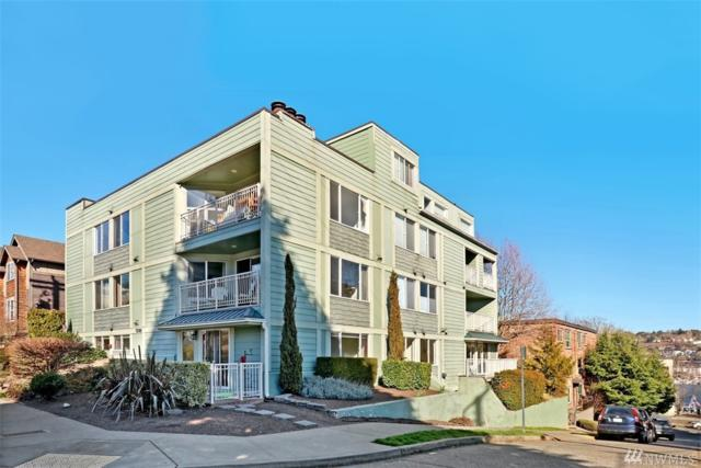 1200 6th Ave N #2, Seattle, WA 98109 (#1424210) :: Real Estate Solutions Group