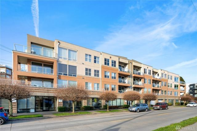 3900 2nd Ave NE #205, Seattle, WA 98105 (#1424357) :: Real Estate Solutions Group