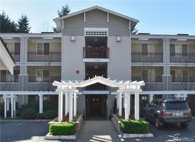 1709 134th Ave SE #7, Bellevue, WA 98005 (#1425371) :: Keller Williams Western Realty