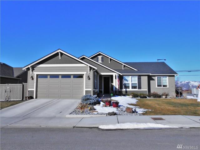 1710 S Blanchard Loop Lot18, East Wenatchee, WA 98802 (#1427095) :: Canterwood Real Estate Team