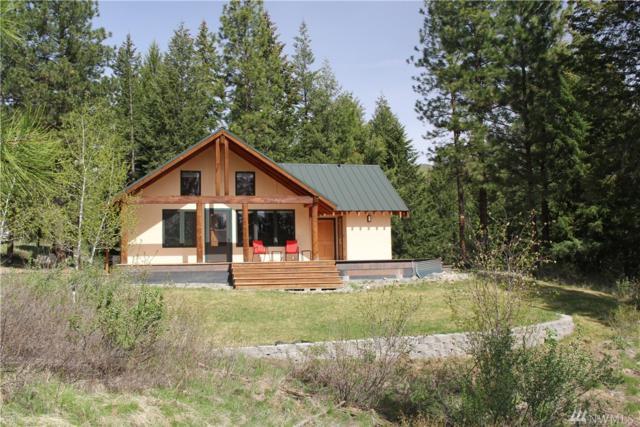 119-C Cub Creek Rd, Winthrop, WA 98862 (#1427734) :: Mosaic Home Group