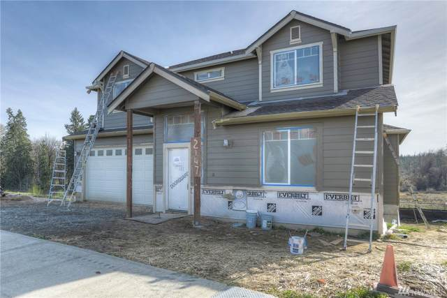 2147 79th Ave SE, Tumwater, WA 98501 (#1428661) :: Ben Kinney Real Estate Team
