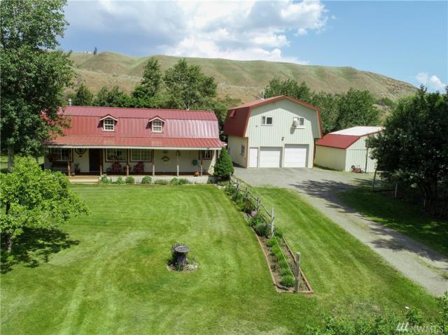 11661 Hwy 10, Ellensburg, WA 98926 (MLS #1429885) :: Nick McLean Real Estate Group