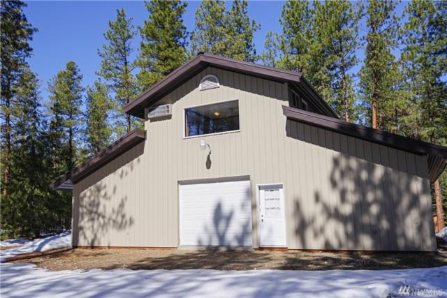 521 Powerline Rd, Cle Elum, WA 98922 (#1430307) :: Real Estate Solutions Group