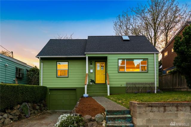 7341 14th Ave NW, Seattle, WA 98117 (#1430732) :: Hauer Home Team