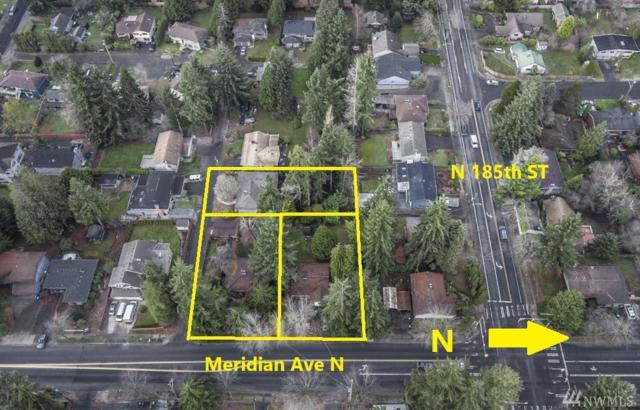 18409 Meridian Ave N, Shoreline, WA 98133 (#1430786) :: Alchemy Real Estate