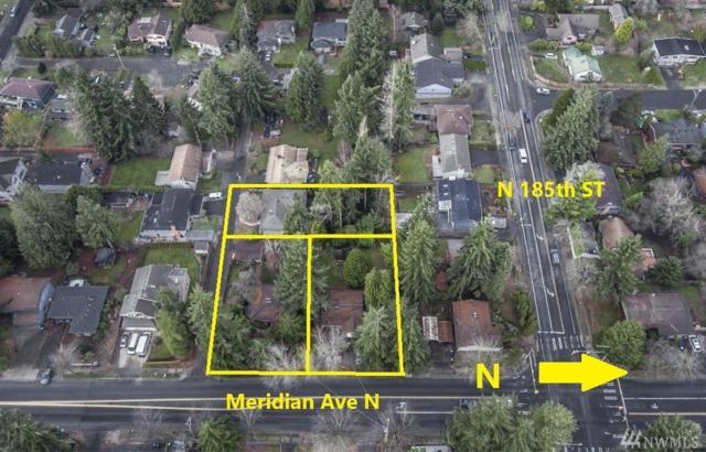 18409 Meridian Ave N, Shoreline, WA 98133 (#1430786) :: Capstone Ventures Inc