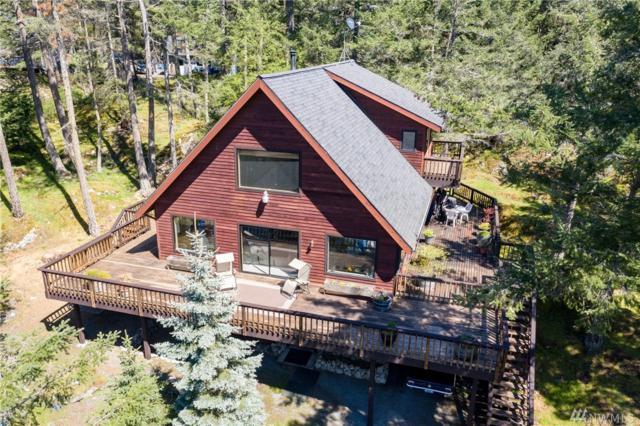 59 Fawn Lane, Orcas Island, WA 98245 (#1432408) :: Ben Kinney Real Estate Team