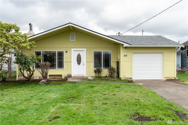 612 W King, Aberdeen, WA 98520 (#1433369) :: Costello Team