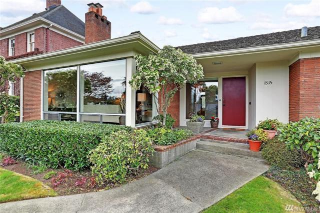 1515 Shenandoah Dr E, Seattle, WA 98112 (#1433403) :: Ben Kinney Real Estate Team