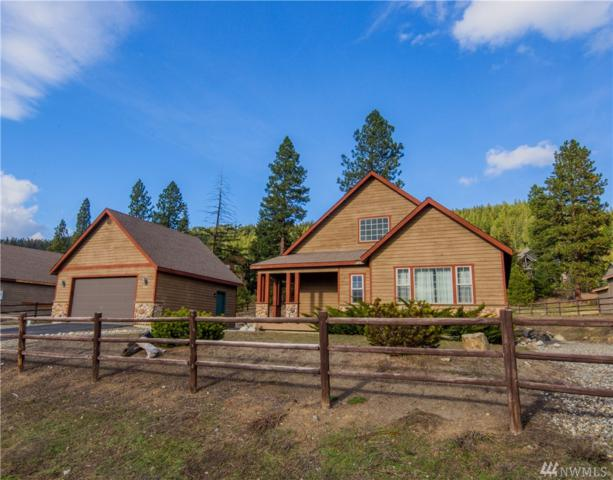 101 Wintergreen Lane, Ronald, WA 98940 (#1435043) :: Ben Kinney Real Estate Team